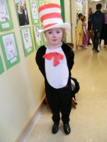 World Book Day at Burrenreagh
