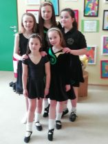 St. Patrick's Day at Burrenreagh