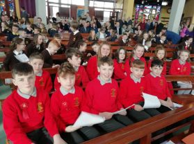 Confirmation at Burrenreagh
